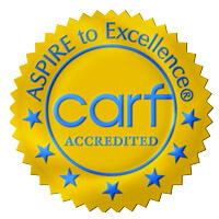 Aspire to Excellence CARF Accredited